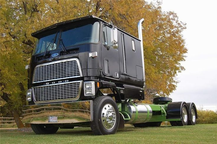 17 Best images about FORD on Pinterest | Semi trucks ...
