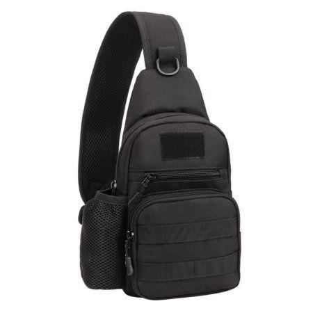 6a34769ce9 Buy Men Tactical Backpack Molle Sling Chest Bag Assault Pack Messenger  Shoulder Bags at Walmart.com