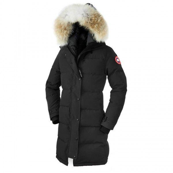Canada Goose Women S Shelburne Parka Winterjacke In 2020 Parka Schwarz Damen Parka Modestil