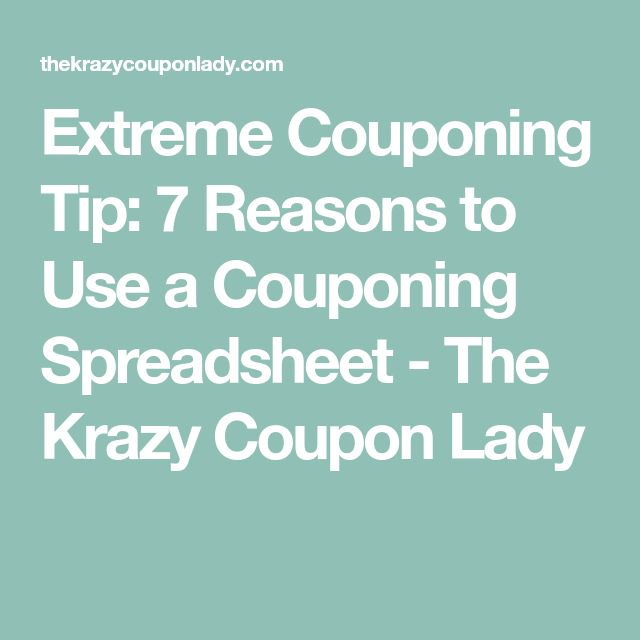 The  Best Coupon Spreadsheet Ideas On   Budget