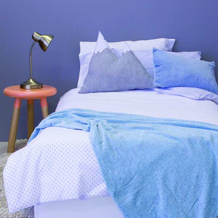 Blue Point kids single and three quarter bed sets.