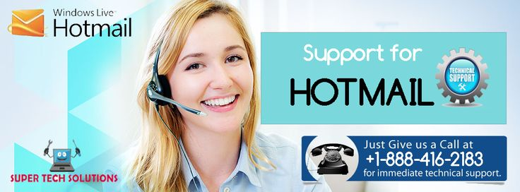 Fix your Hotmail account issues like -  Forget Password Account Problems Login/Sign up Problem Mails Sending/ Receiving Problems &  Other technical issues related your email  Just call toll free number 1-888-416-2183 USA. ‪#‎techsupport‬ ‪#‎hotmail‬ ‪#‎usa‬