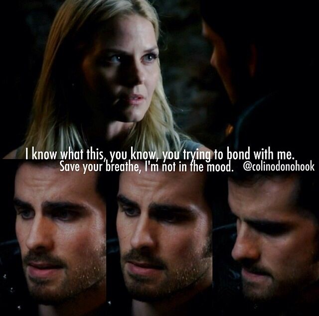 captain hook once upon a time smiling 'once upon a time' season 5 spoilers: will captain hook or henry save emma swan abc fairytale drama once upon a time season 5 will revolve around the darker side of emma swan.