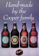 Cooper's Beer!  South Aussie goodness. the  best!
