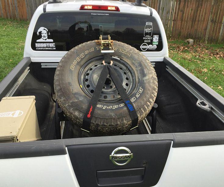 Tire carrier idea
