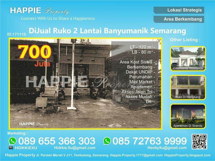 Dijual Ruko 2 Lantai Di Pedalangan Banyumanik Semarang  Minat Hub : Hokkie Xu - 089 655 366 303 Available on WhatsApp Pin BBM - HOKKIEXU David Henky - 085 72763 9999 Available on WhatsApp