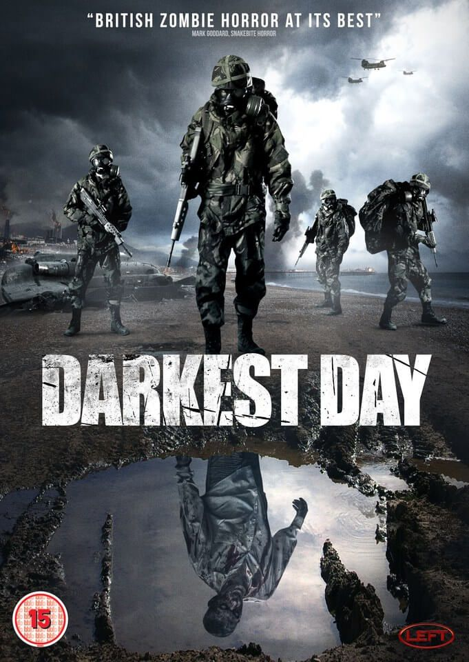 Darkest Day In 2021 Full Movies Zombie Movies Full Films
