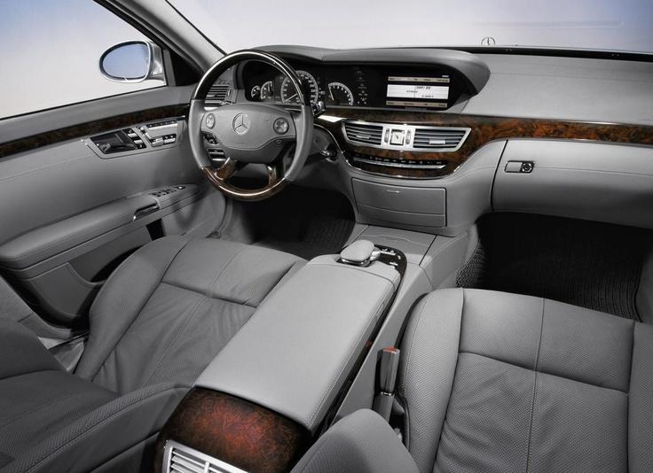 BMW 7er F01 im ersten Vergleich mit der MercedS Class
