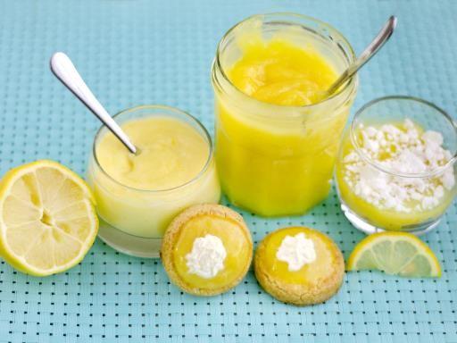 Recette de Crème de citron (Lemon curd)