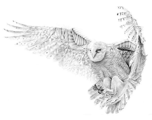 Graphite Illustration by Nick Simon