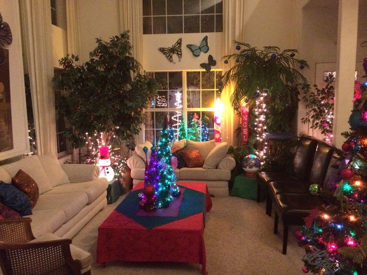 Formal Living Room Butterflies. Formal Living RoomsChristmas 2014Butterflies Part 60
