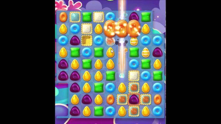 Candy Crush Jelly Saga Level 162 Gameplay
