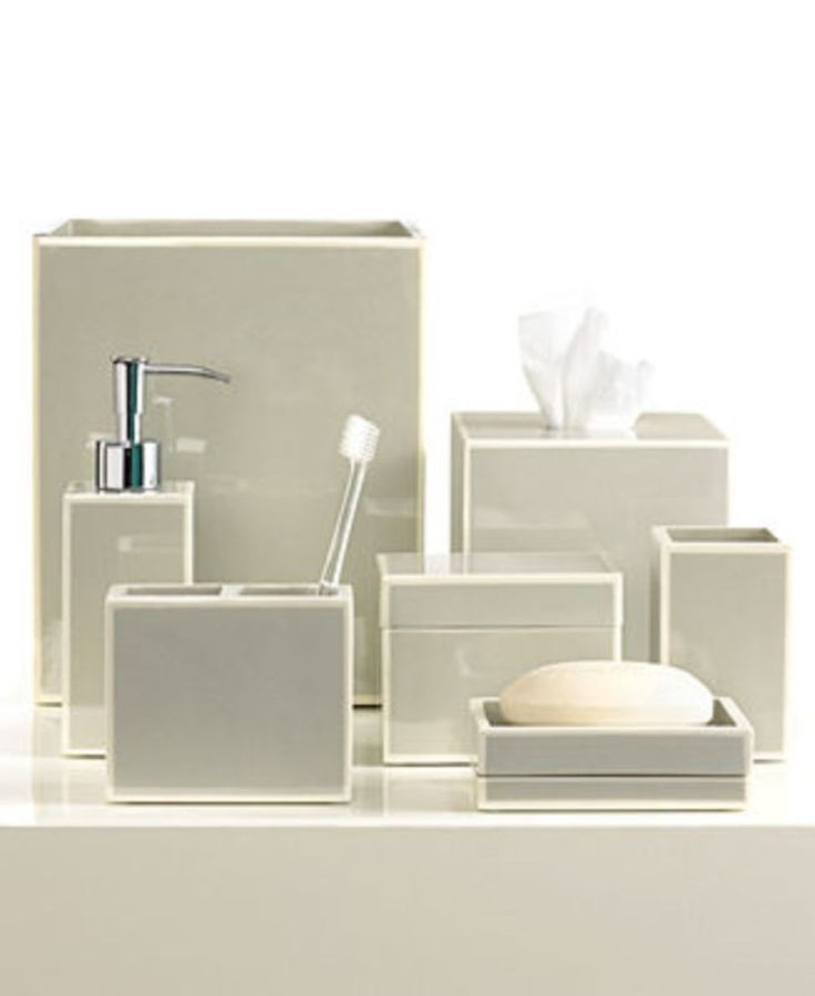 Best 25 modern bathroom accessories ideas on pinterest - Modern bathroom accessories sets ...