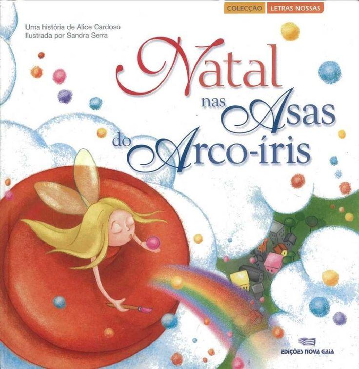 Natal Nas Asas Do Arco Iris by last first via slideshare