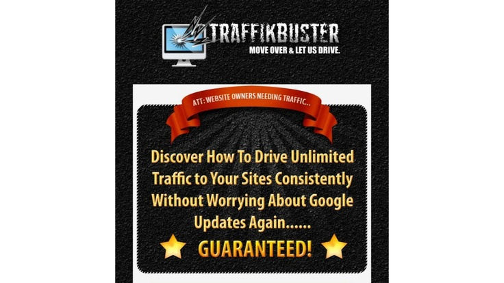 traffik-buster-review-insane-free-twitter-traffic-free-report by mario365 via Slideshare