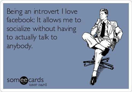 introverte deelnemers