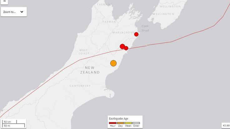 Tsunami melanda Selandia Baru  SELANDIA BARU (Arrahmah.com) - Gempa bumi berkuatan 74 skala ricther yang melanda pusat Selandia Baru Senin (14/11/2016) tengah malam menyebabkan tsunami yang melanda pantai timur laut Pulau Selatan.  Pertahanan Sipil Selandia Baru memperingatkan warga di sepanjang pantai timur negara itu untuk mencari tempat yang lebih tinggi.  Anna Kaiser seorang seismolog di GNS Sains mengatakan sinyal pasang surut atau gelombang mencapai hingga satu meter di wilayah Utara…