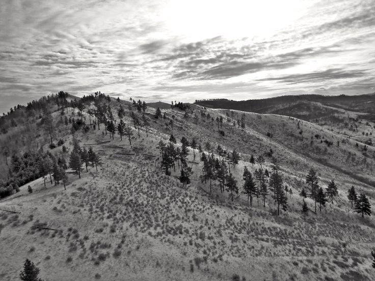 Mongolian Landscapes #Mongolia #Mountains