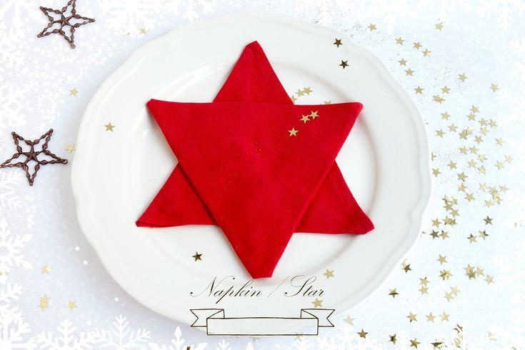 Servet vouwen in de vorm van een ster - Tafel dekken -Wat gaat de tijd snel. Het is november maar onze gedachten zijn al bij Kerstmis. Kerstmis is een heel mooi feest. Kerstmis betekent gezelligheid, familie, cadeaus, eten en samen zijn. Bij Kerstmis denken we meteen aan kerstavond. Kerstavond moet perfect zijn. Aandacht voor elkaar is het belangrijkst, door het leven van tegenwoordig, omdat alles zo snel gaat. Het kerstdiner word altijd goed verzorgd met het lievelings- gerecht en heel veel…