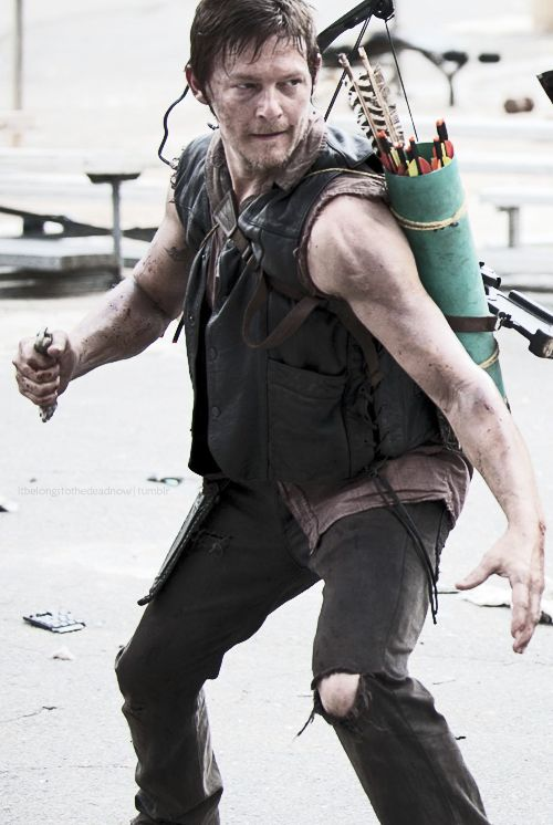 Daryl Dixon - what do you have in your quiver?