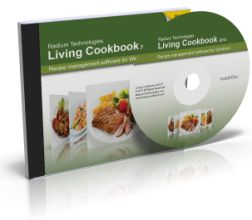 Recipe Software | Living Cookbook 2013 @Diane Purser what do you think of this?