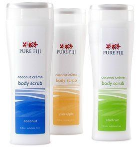 Pure Fiji Coconut Crème Body Scrub - 8.5 oz.- Coconut by Pure Fiji. $21.99