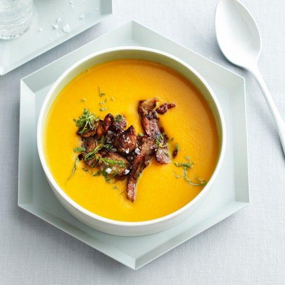 ESSEN & TRINKEN - Limetten-Süßkartoffel-Suppe Rezept