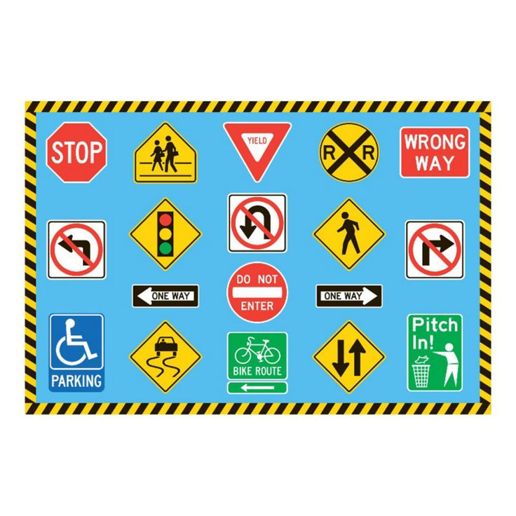 Best 25 Traffic Sign Ideas On Pinterest