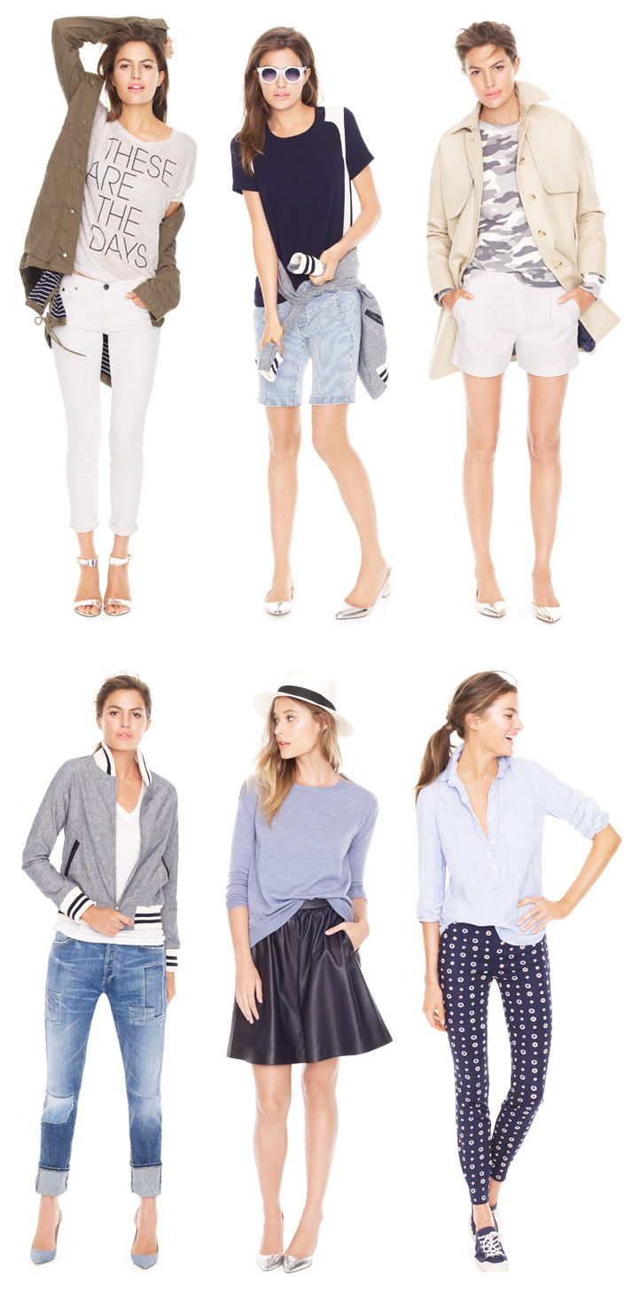 J.Crew Looks We Love March 2014 - Chelsea & The City