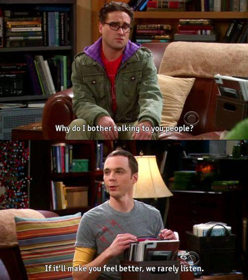 Sheldon biology quotes