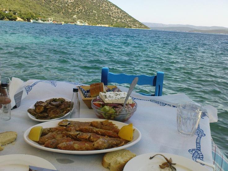 Mezes, Kottes, Pilion, Greece
