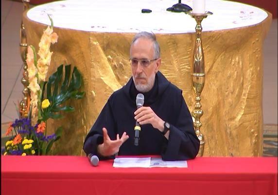Pèlerinage du Rosaire 2016. Conférence du Père André Cabes, recteur de Lourdes