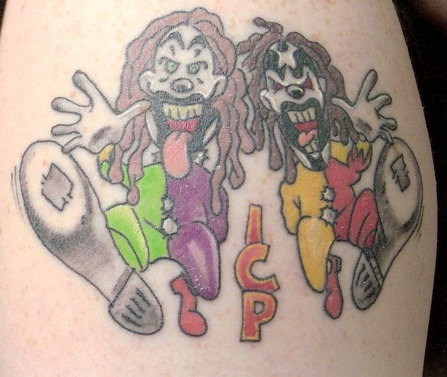 ICP Tattoos Designs And Ideas