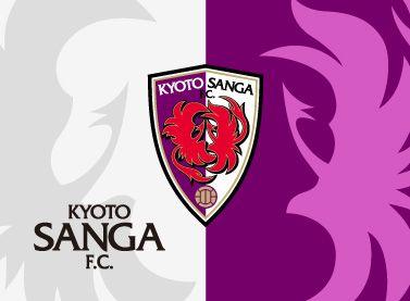 京都サンガのロゴ。京都サンガの選手まとめ。