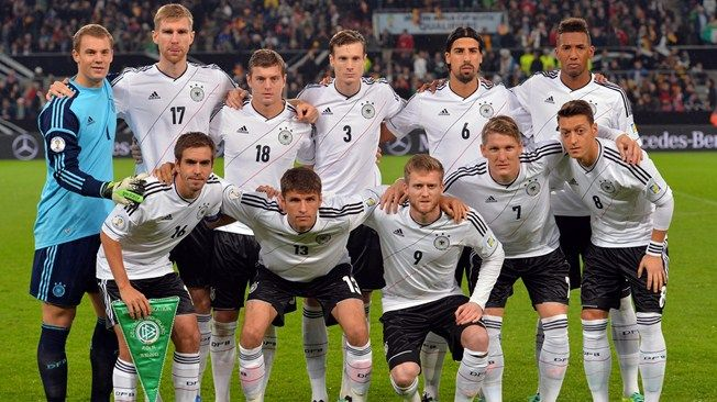 Profile of Germany Group G favorites are loaded with attacking talent. Marco Reus, Andre Schurrle, Toni Kroos, Mesut Ozil and Mario Gotze to name a few. Defense has Manuel Neuer and Phillip Lahm.