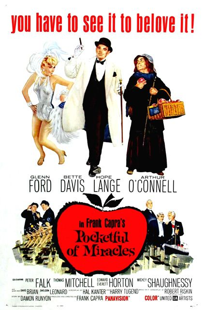 Pocketful of Miracles (Angeli con la pistola, 1961)