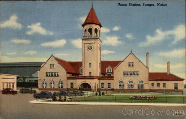 """Union Station was torn down before my time.  So unfortunate this beautiful building was sacrificed for """"urban renewal"""""""