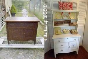 1000 Images About Repurpose Furniture On Pinterest