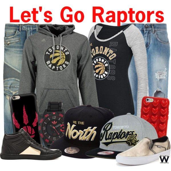 Let's Go Raptors!