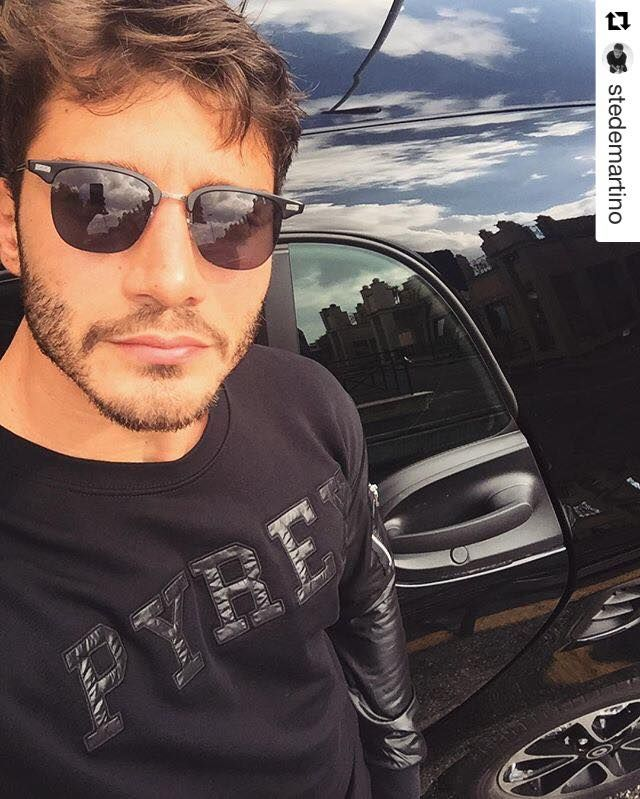 STEFANO DE MARTINO #new #collection #pyrex #pyrexoriginal #fallwinter16 #winterstyle #sweatshirt #streetstyle #nothingbetter #pyrexstyle #wearingpyrex