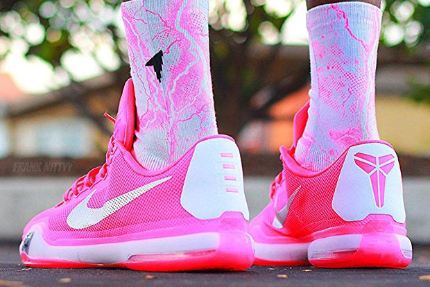 https://www.hijordan.com/index.php?route=product/product&product_id=1299 THE VIBRANT THINK PINK NIKE KOBE 10 LOW PE Only $85.00 , Free Shipping!