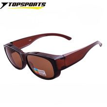 Men Women Fit over Polarized Sunglasses Sports Sun Driving Fishing Glasses Fit Over Eyewear Fit Over Sunglasses XQ303