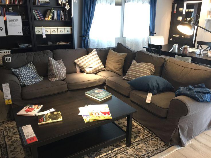 Best 25+ Ikea sectional ideas on Pinterest Corner couch, Ikea - ikea ektorp gra