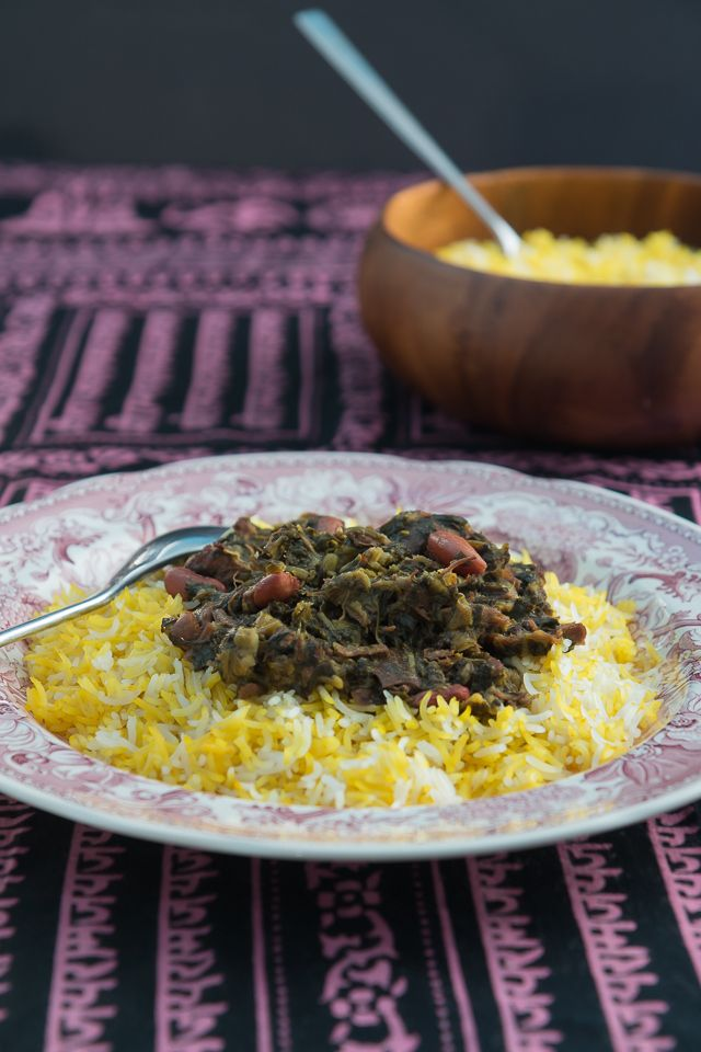 Ghormeh Sabzi, A Beloved Persian Dish | The Road To Honey