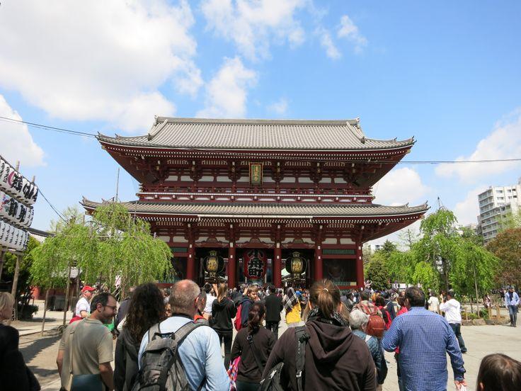 Sensō-ji, buddhisischer Tempel in Asakusa