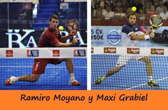 Ramiro Moyano y Maxi Grabiel