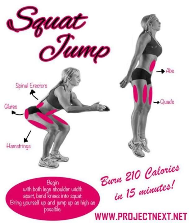 Great graph and demonstration of a squat jump! Check out how much