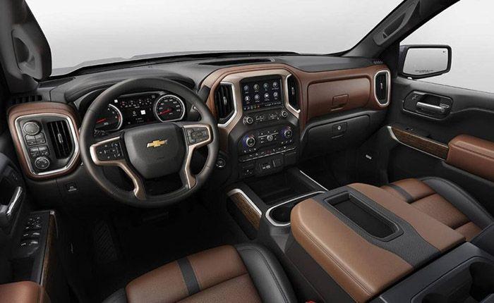 2020 Chevrolet Suburban Interior Redesign Chevy Silverado