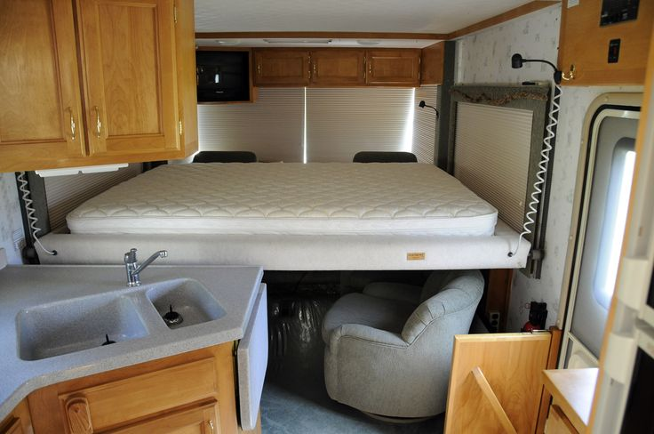 Camper Interior Layout 1999 Safari Trek Rv Interior