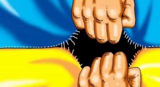"""""""Русский характер""""Фонд помощи жителям Новороссии: Почему Украина должна быть…"""